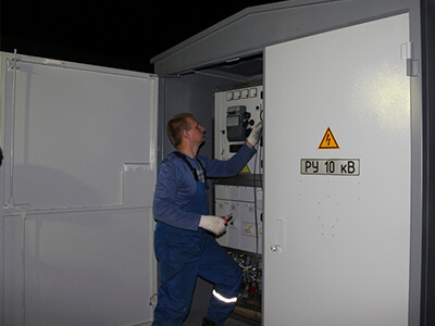 Трансформаторная подстанция в наличии КТП-Т мощностью от 16кВа до 1000кВа включительно в Пензе